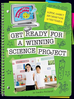 cover image of Get Ready for a Winning Science Project